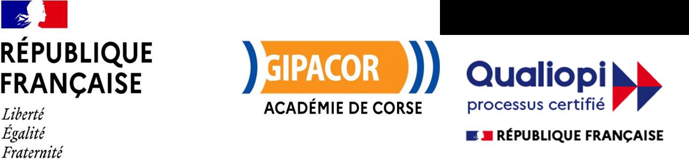 GIP Académie de Corse
